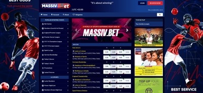 Massiv Bet Sportsbook Review