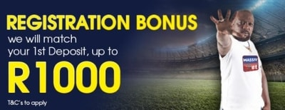 Massiv Bet Sportsbook SA Welcome Offer