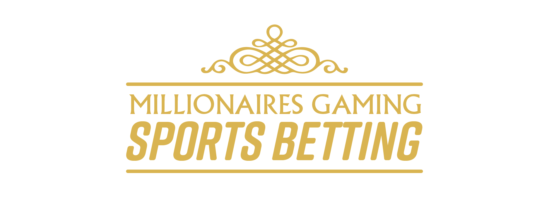 Millionaires Gaming Sports Betting Bookmaker Logo