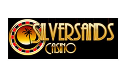 Silver Sands  Casino Logo