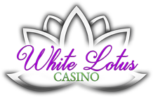 White Lotus  Casino Logo